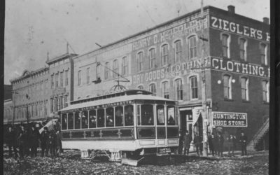 All Aboard: Huntington's Streetcars