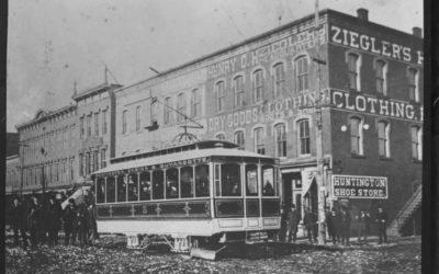 All Aboard: Huntington's Streetcars