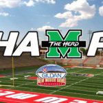 Big Plays Carry Herd to 6th Straight Bowl Win