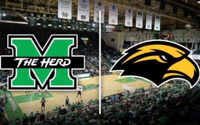 Short-Handed Herd Makes Short Work of Southern Miss