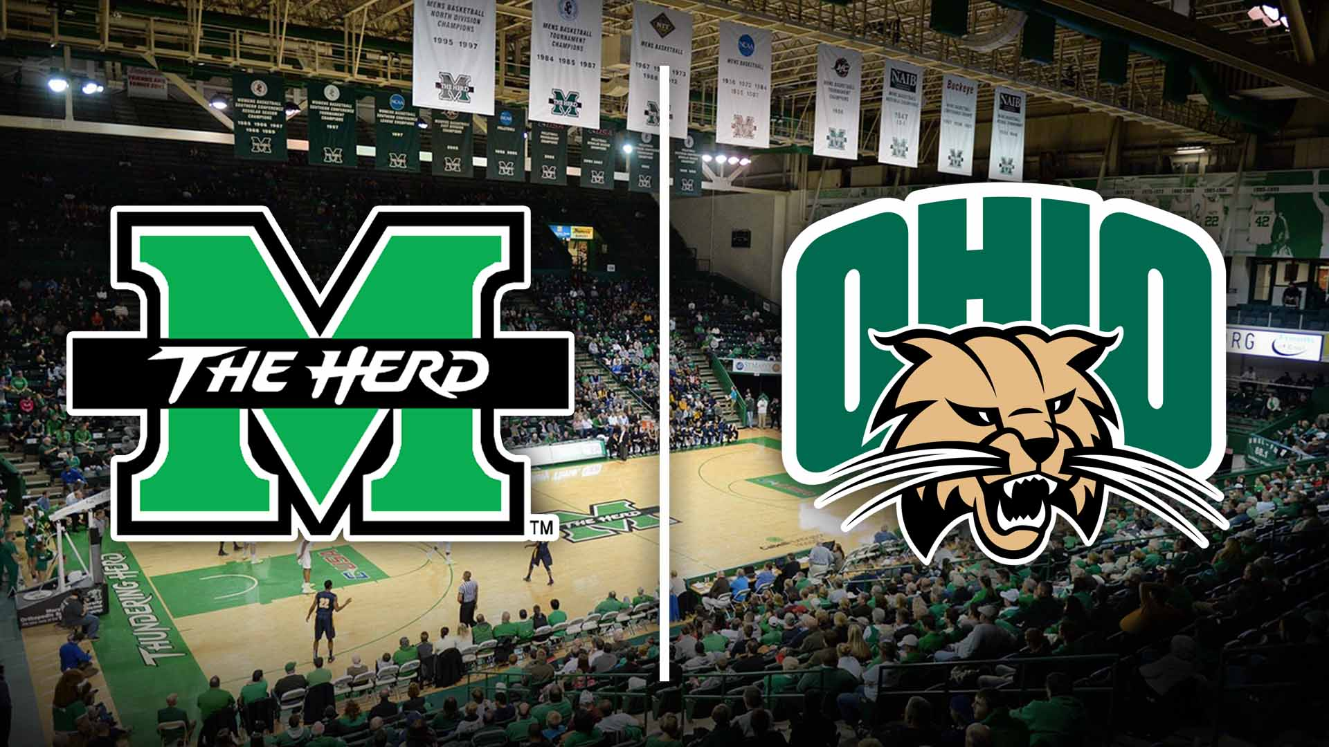 Marshall Basketball Wins OT Thriller Over Bobcats