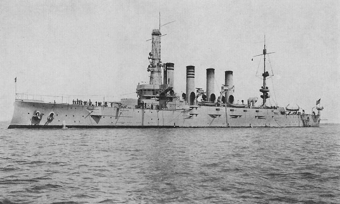 The Jewel City At Sea: USS Huntington