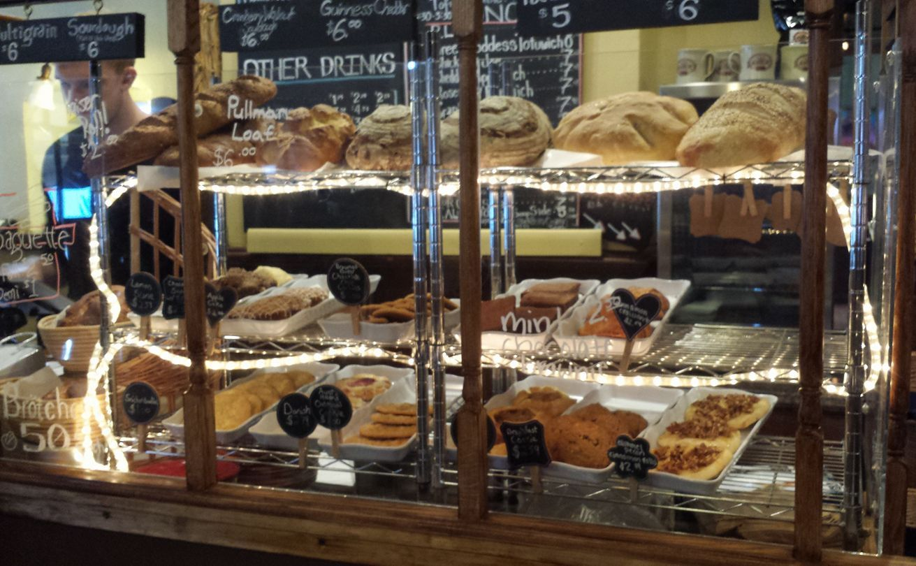 Get Sconed At River And Rail Bakery