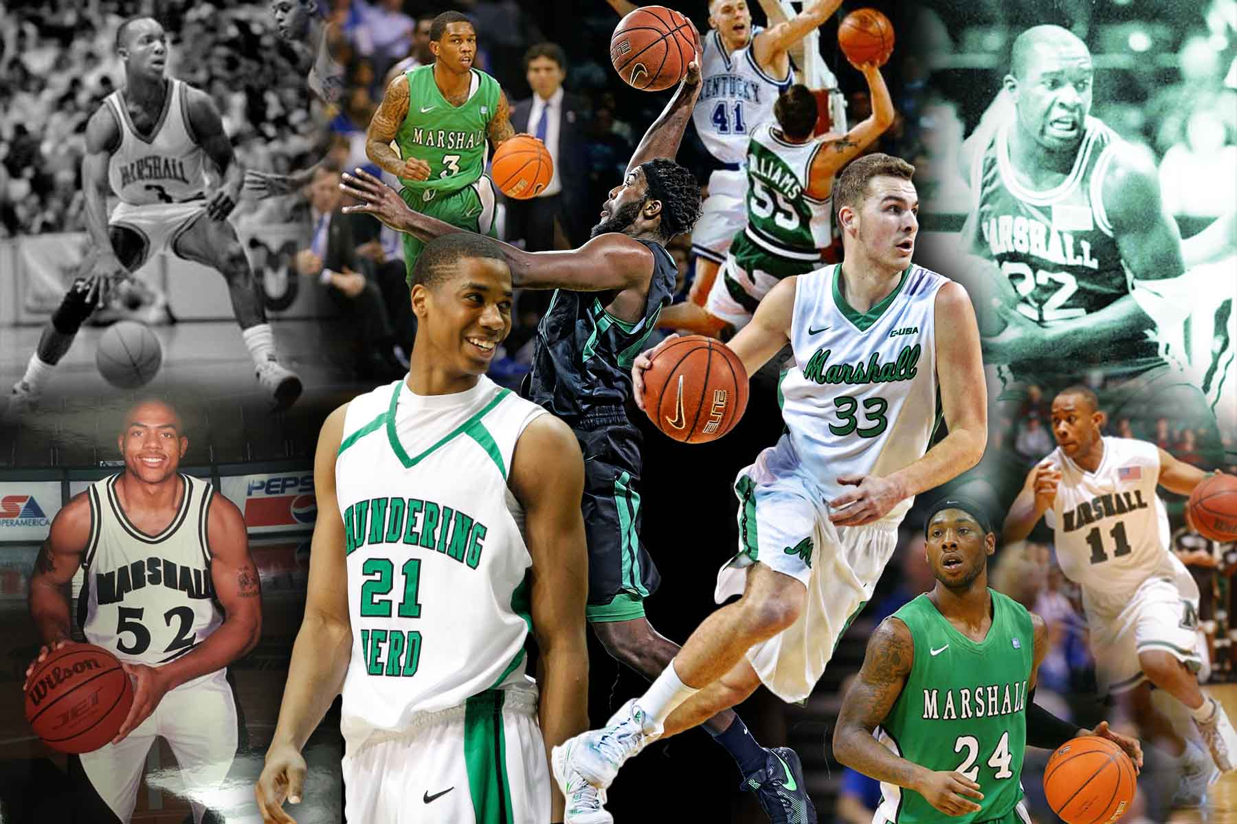 The Ultimate Thundering Herd Roster Of The Last 30 Years