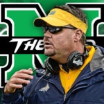 Marshall Football Names New Offensive Coordinator?