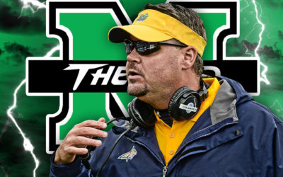 Marshall Football Names New Offensive Coordinator