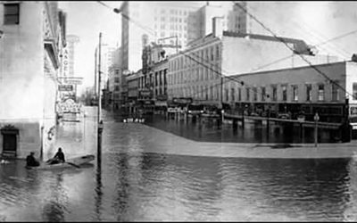 These 17 Photos Show How Bad The 1937 Flood Was