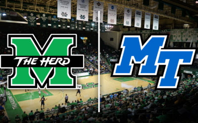 Herd Hands Middle Tennessee First Road Loss Of The Season