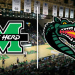 Herd Downs Blazers in Overtime Thriller