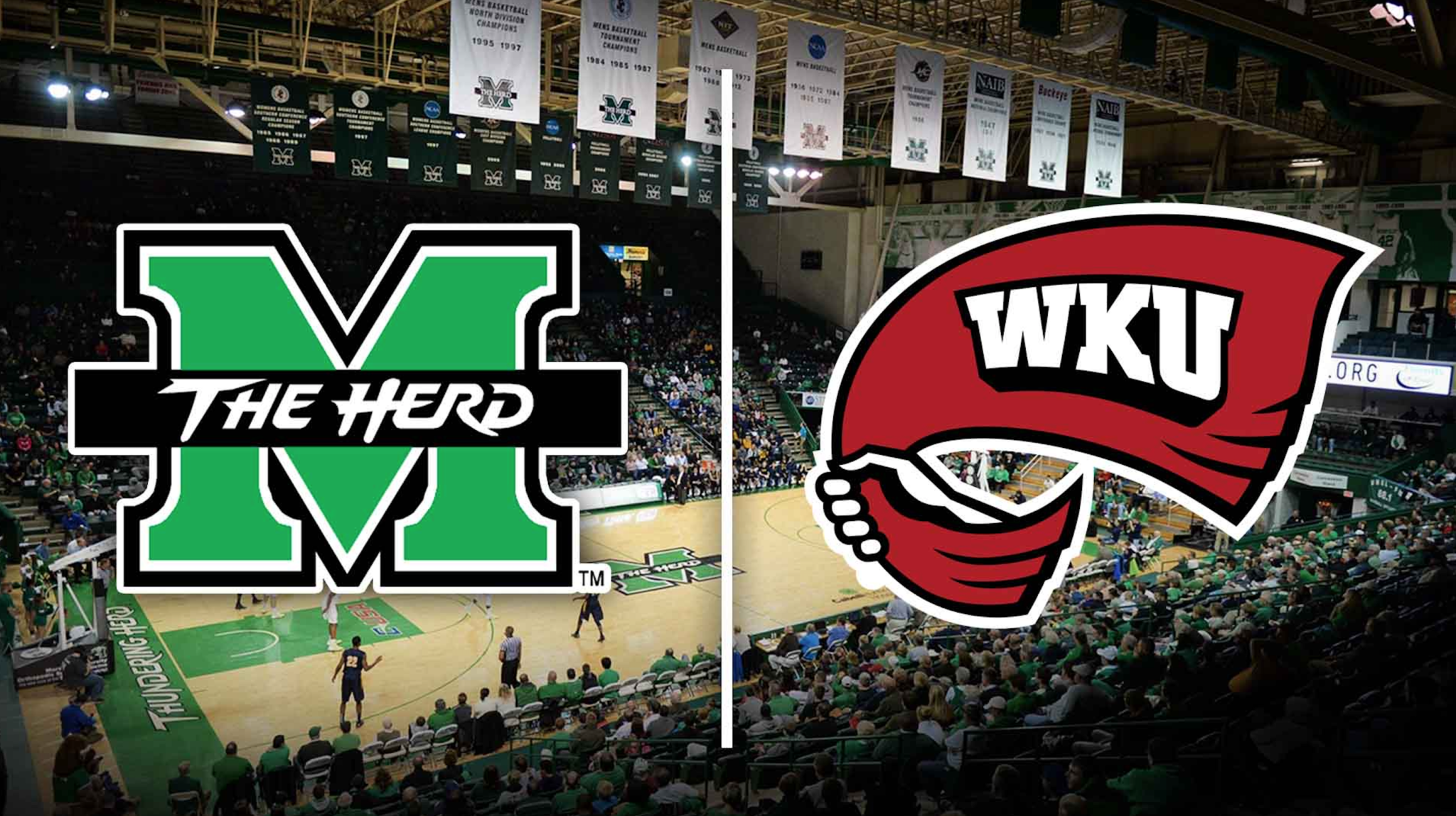 Hilltoppers End Herd's Home Winning Streak