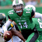 Herd's Litton Declares For NFL Draft