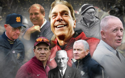 Legends Of The Gridiron: West Virginia's Best College Football Coaches