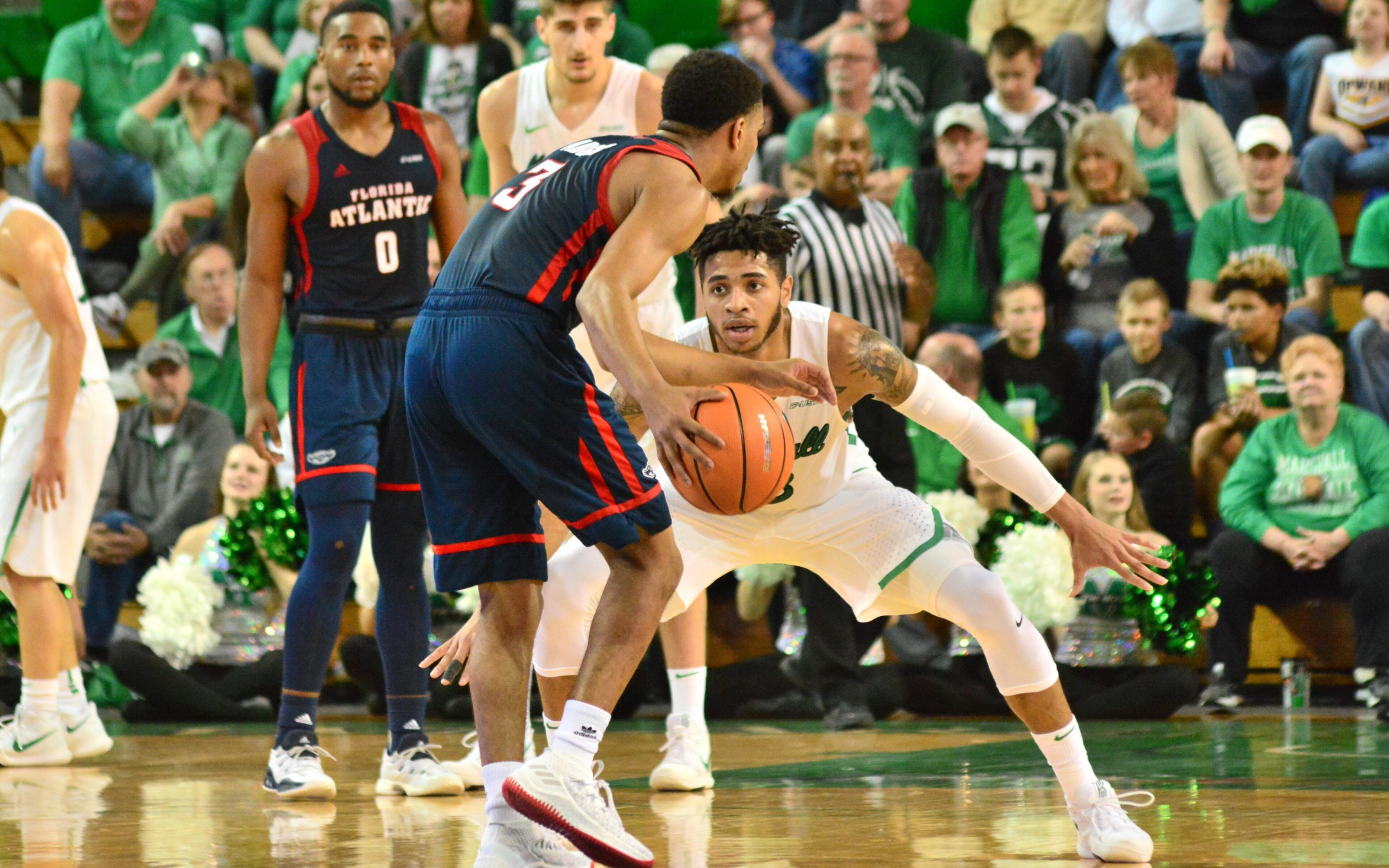 Herd Pulls Away from Owls