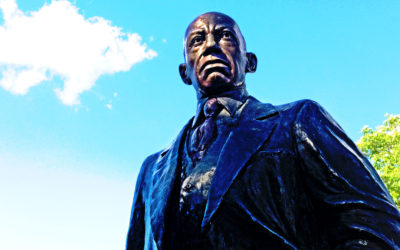 Carter G. Woodson: Father of Black History, Native Huntingtonian