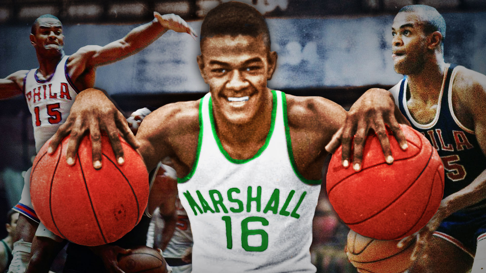 Hal Greer: Marshall's Trailblazer