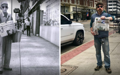 14 Photos of Huntington Then and Now