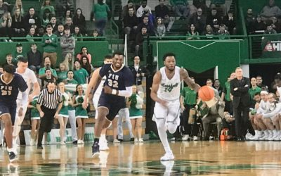 Herd Survives Late Comeback from Panthers