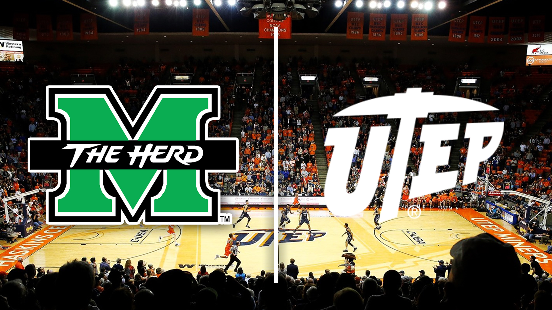 Herd Completes Season's First Texas Two Step