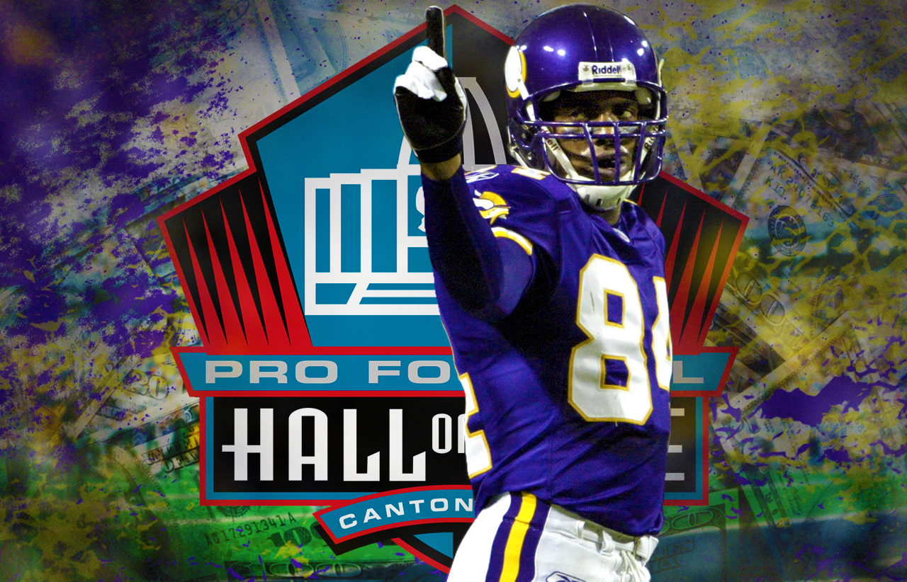 Moss Headed To Hall of Fame