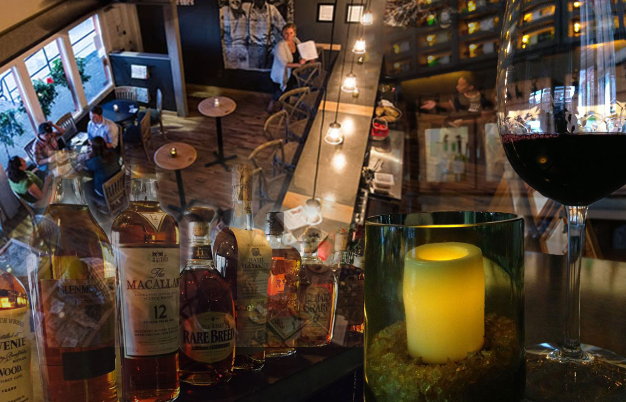 Sip Wine and Whiskey Bar: Where Friends Meet