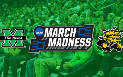 Herd Shocks Shockers, Gets First NCAA Tournament Win In Program History
