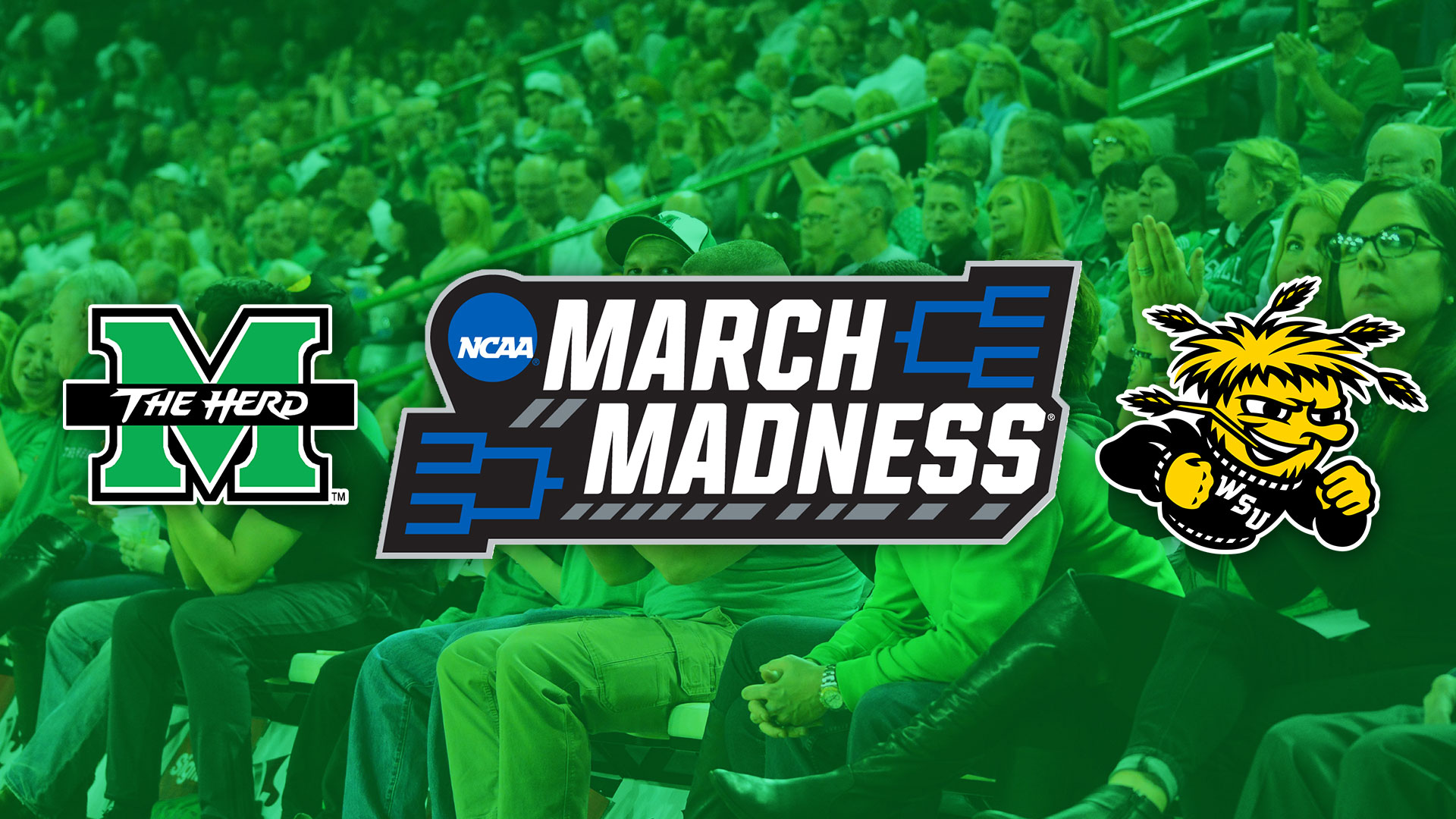 Herd Shocks Shockers, Gets First NCAA Tournament Win In Program History