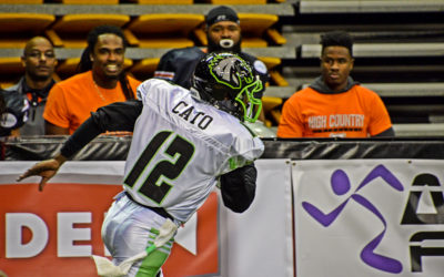 Rakeem Cato Returns To The Gridiron
