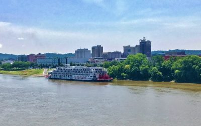 American Queen Riverboat Returns To Jewel City