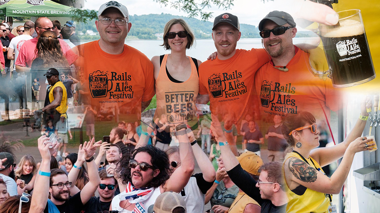 Rails & Ales Brings Craft Beer To Mainstream WV