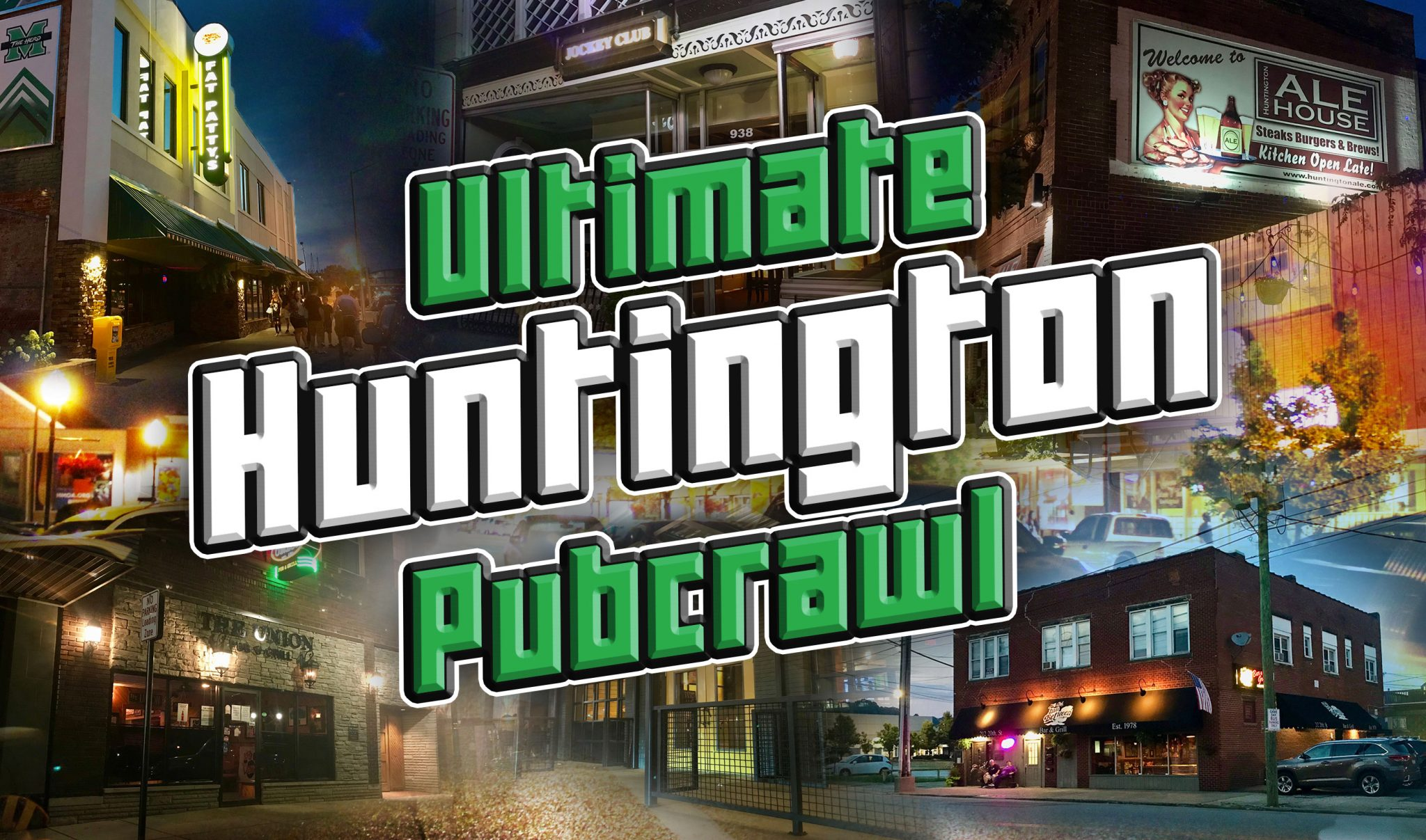 Ultimate Huntington Pubcrawl 2018