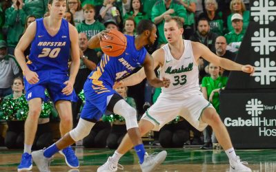Herd Men's Basketball Tops Hofstra 76-72