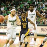 Herd Men's Basketball Blows Out NC A&T 95-71