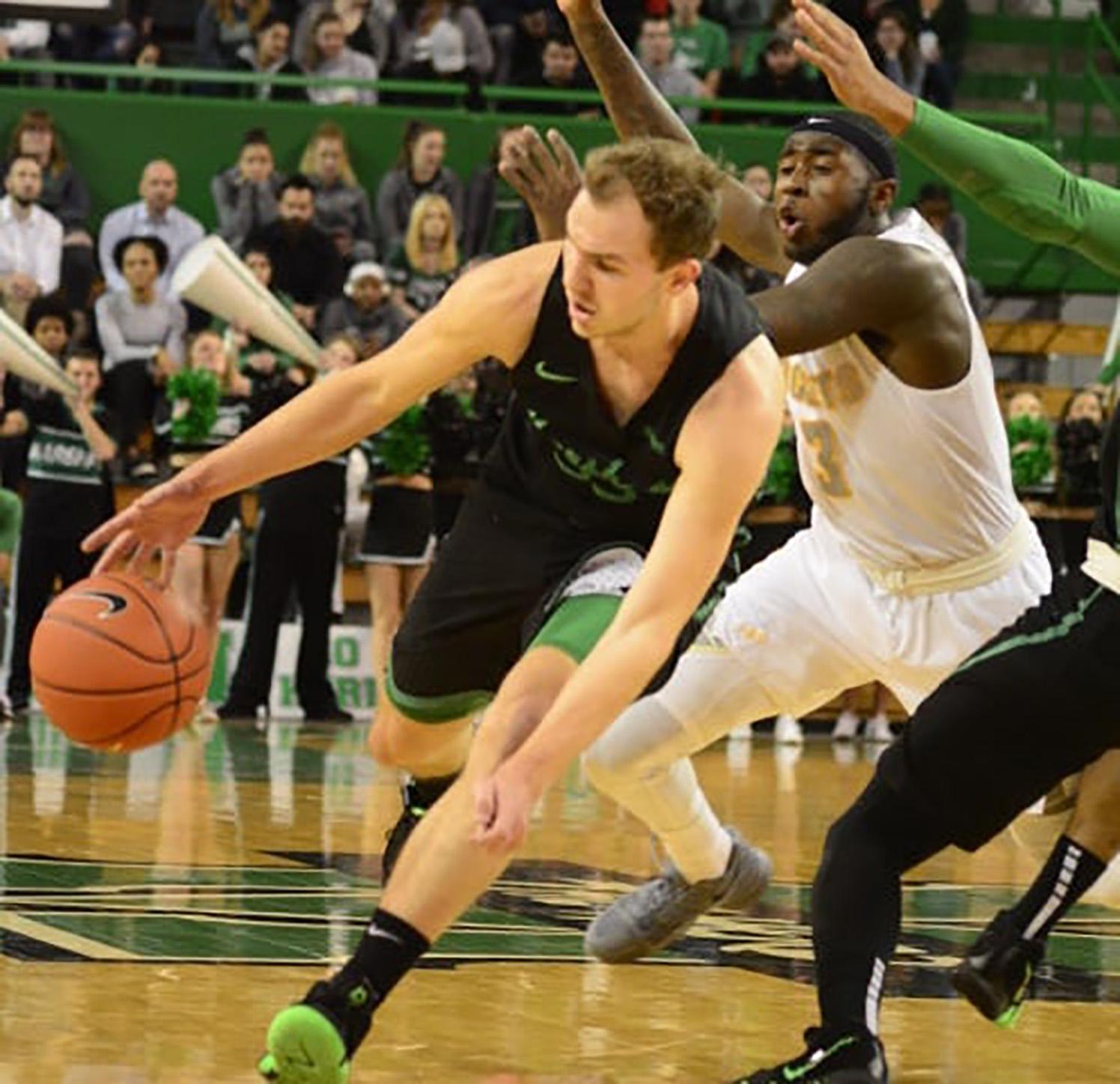 Marshall Men's Basketball Falls To Toledo in OT 75-74