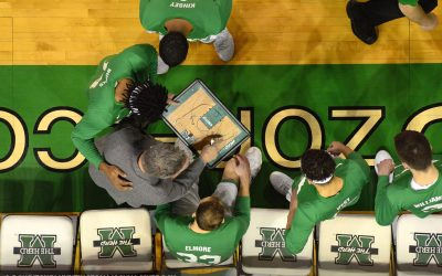 Marshall Men's Basketball Defeats UTEP 91-86