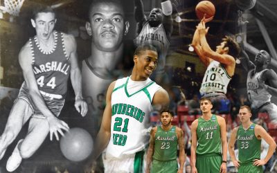 Best Thundering Herd Basketball Uniforms Through The Years