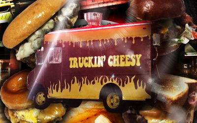 Huntington Welcomes New Food Truck, Truckin' Cheesy