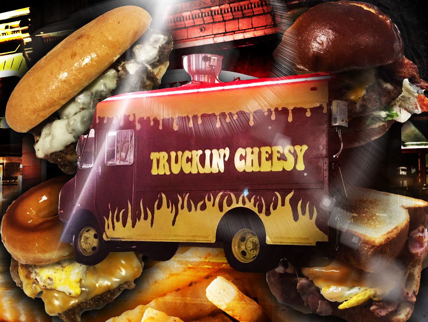 Huntington Welcomes New Food Truck, Truckin' Cheesy