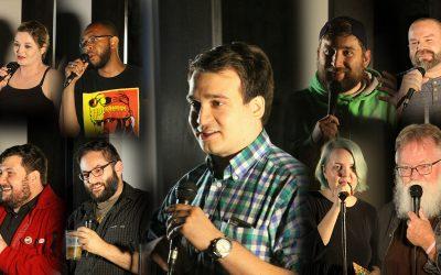 PHOTOS: Huntington's Funniest Person Contest