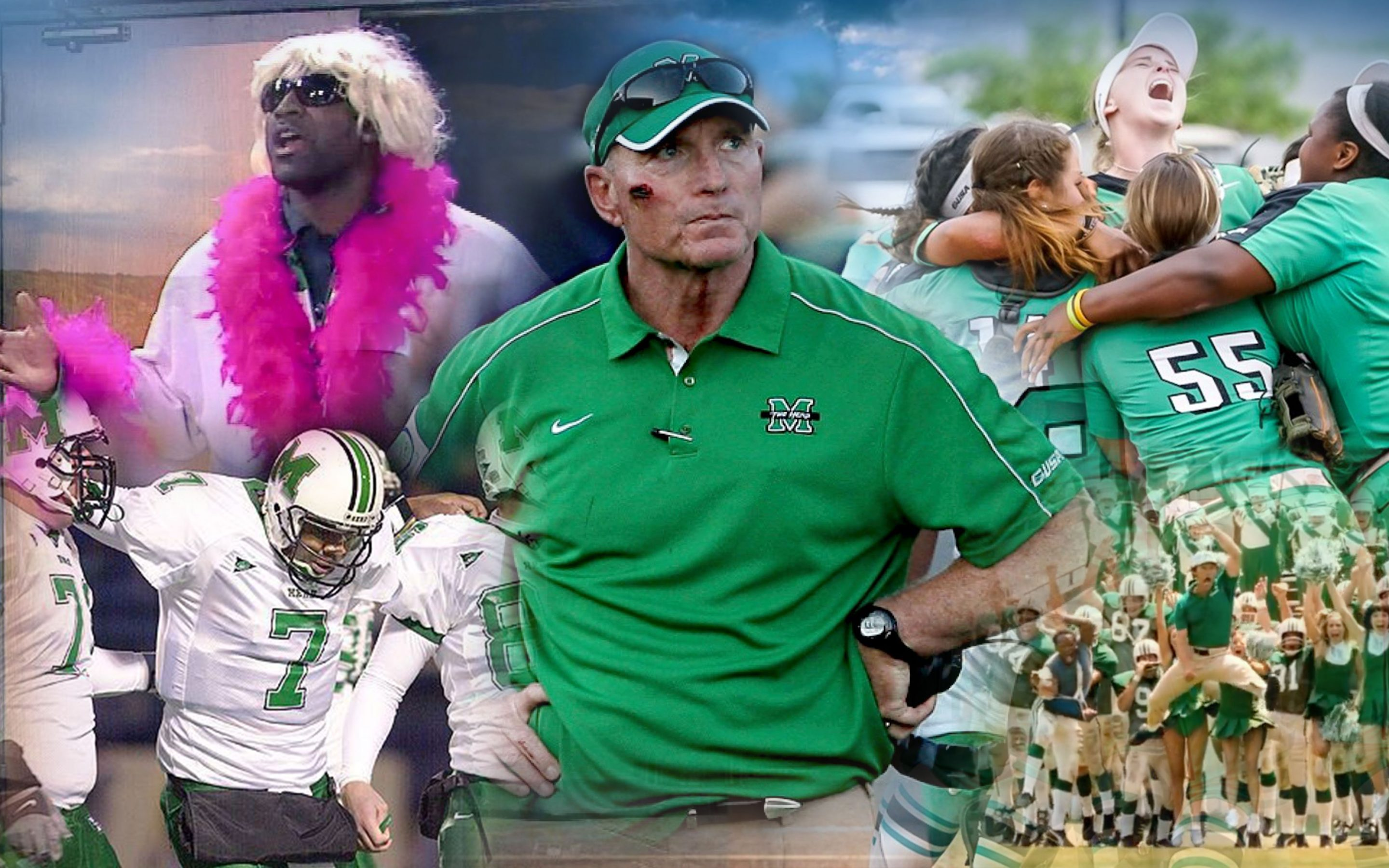 Top 20 Greatest Moments in Marshall Sports