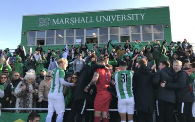 Marshall Men's Soccer Concludes Special 2019 Season